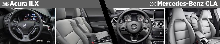 2016-acura-ilx-vs-2015-mercedes-cla-interior