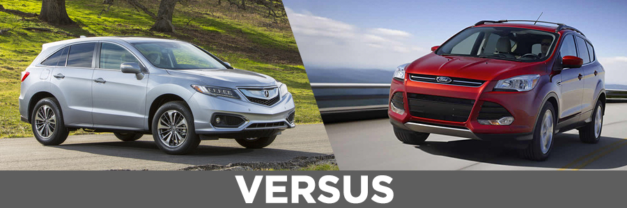 2016-acura-rdx-vs-2015-ford-escape