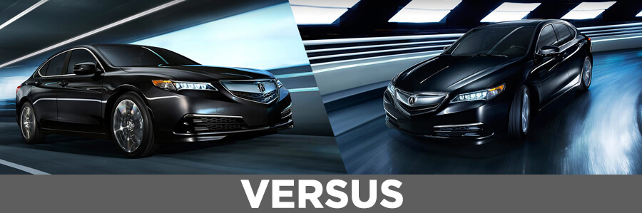 2016 acura tlx technology vs tlx advance continental acura. Black Bedroom Furniture Sets. Home Design Ideas