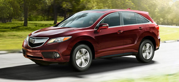 2014 Acura RDX Vs BMW X3 Comparison
