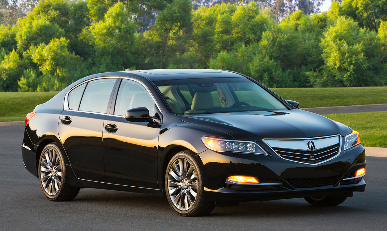 2016 Acura RLX Advanced Package