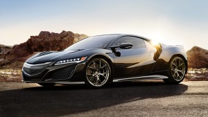 The 2017 Acura NSX Hits Jaw-Dropping Top Speeds!