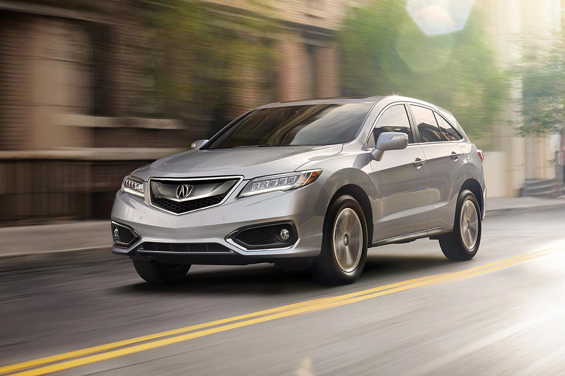 Compare The Acura Rdx Vs The Audi Q5 In Naperville