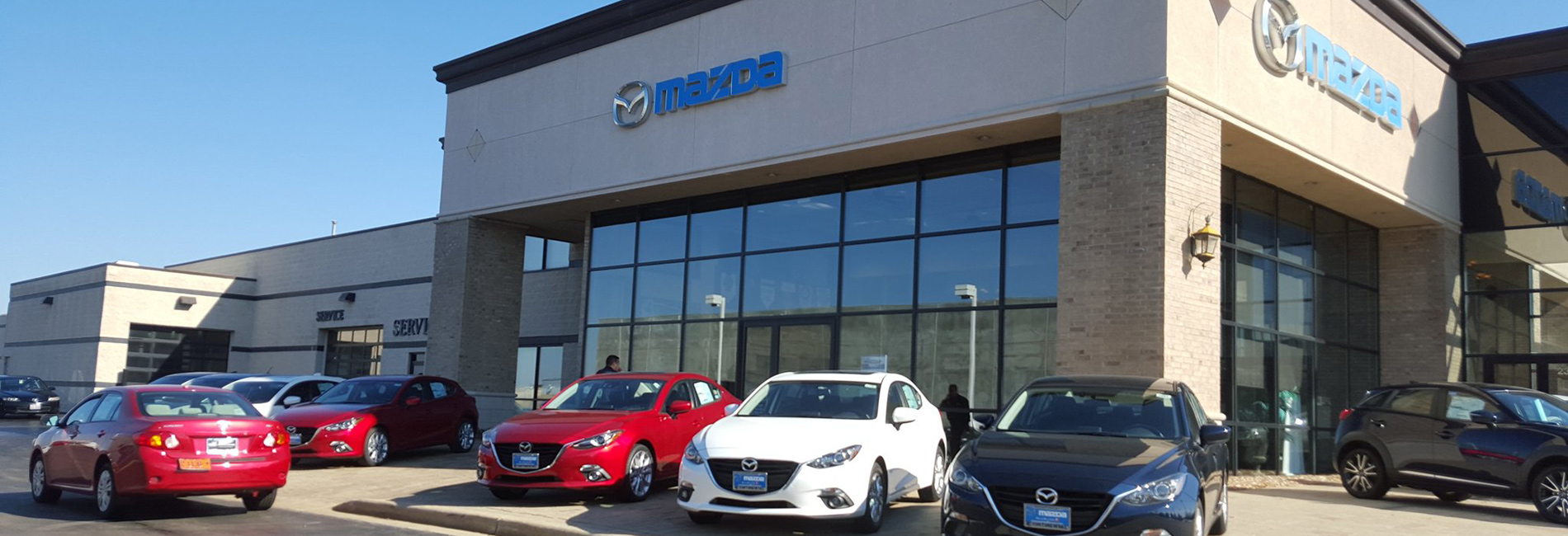 Celeting Six Years at Continental Mazda of Naperville