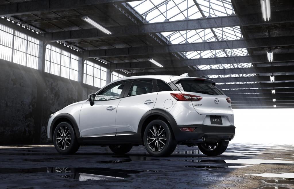 2016 Mazda CX-3 reviews