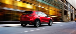 2016 Mazda CX-5 performance