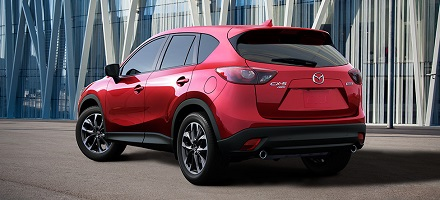 2016 Mazda CX-5 reviews
