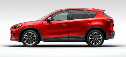 2016 Mazda CX-5 trims
