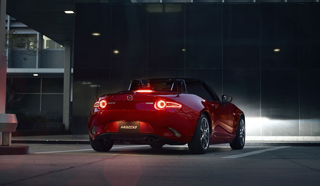 2016 Mazda MX-5 Miata safety