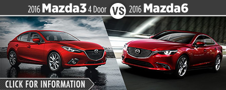 Mazda 3 Vs 6 >> Mazda Model Comparison Mpg Features Price Continental