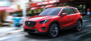 2016 Mazda cx-5 in motion