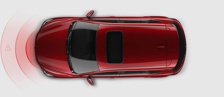 Mazda CX-5 Smart Brake Support