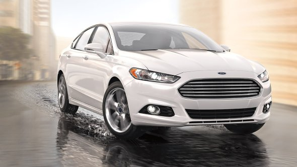 2015 Ford Fusion 3
