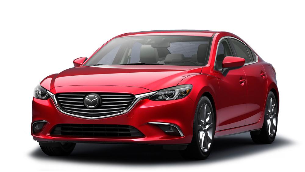 2016 Mazda6. 2016 Ford Fusion