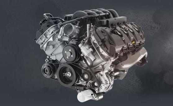 Ford F-150 5.0L Engine