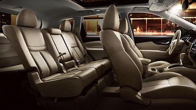 2015 nissan rogue seats - 2016 Mitsubishi Outlander Interior