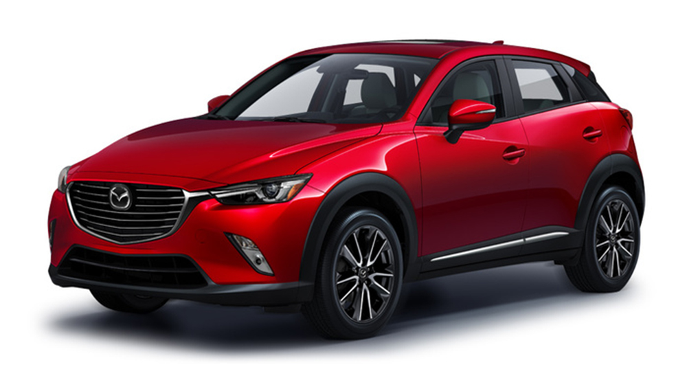 Mazda Of Palm Beach >> 2016 Mazda CX-3 vs Mitsubishi Outlander | Daytona Auto Mall