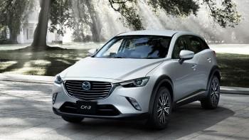 2016 Mazda CX-3 trims