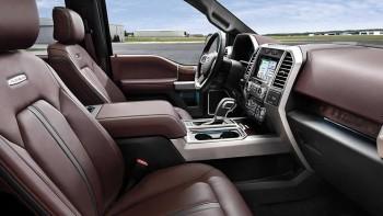 2016 Ford F-150 Interior