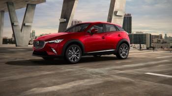 2016 Mazda CX-3 Soul Red