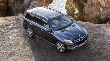 2016 Mercedes-Benz GLE Top