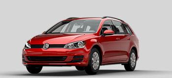 VW Golf SportsWagen