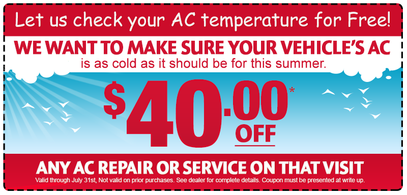 AC Service Special