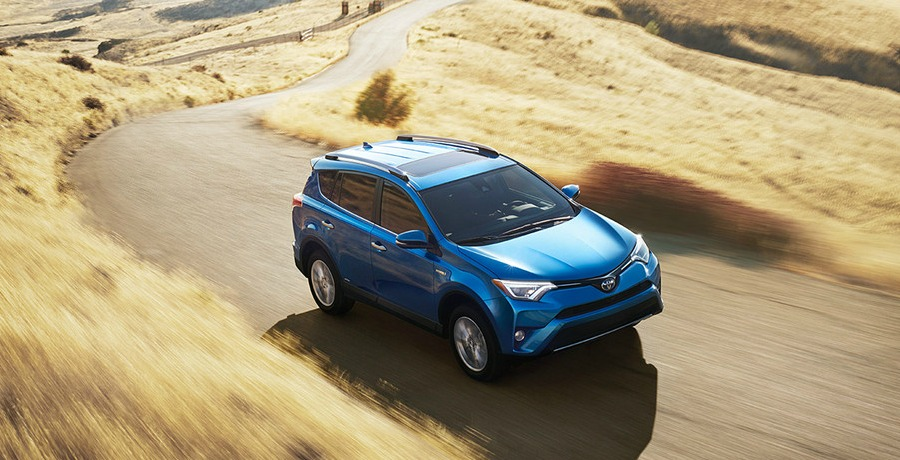 New RAV4 Version
