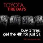 Tires buy 3 get one free