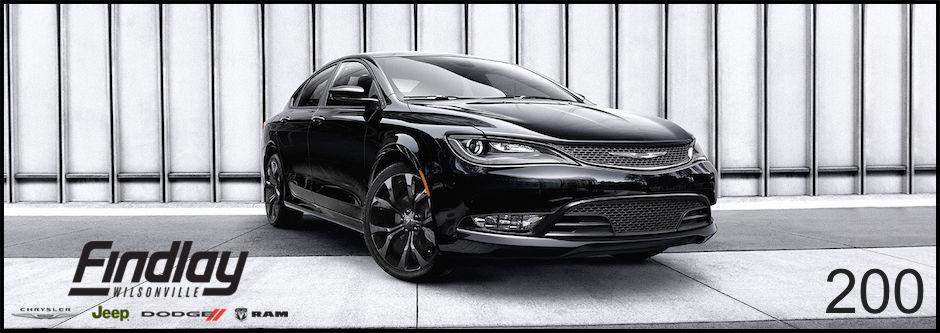 Chrysler 200 Wilsonville OR