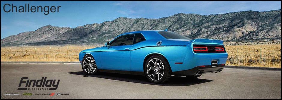 Dodge Challenger Wilsonville OR