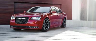 2016 Chrysler 300 Price (Custom)