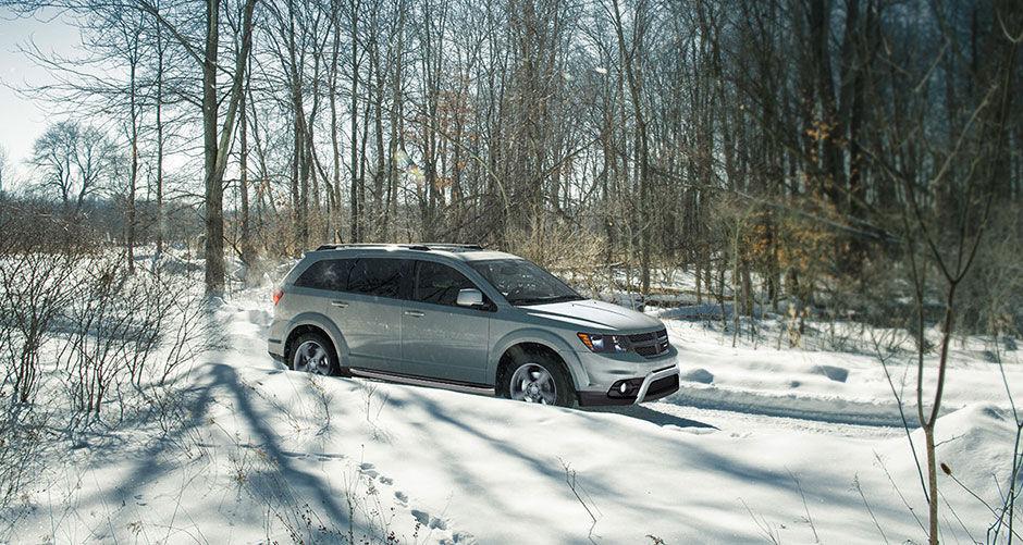 2016 Dodge Journey snow