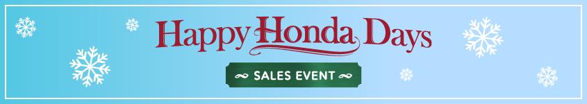 Happy-Honda-Days