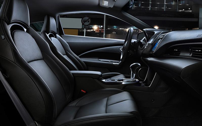 CRV Hybrid Interior