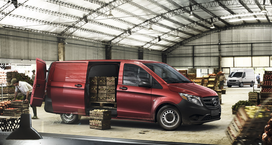Mercedes-Benz Sprinter Metris