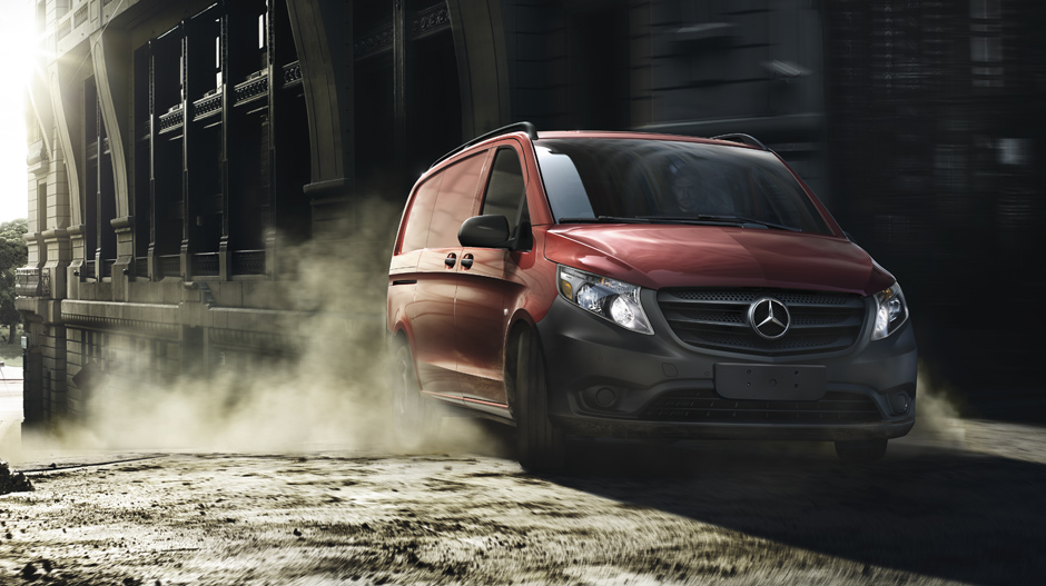 2016 Mercedes-Benz Sprinter Metris