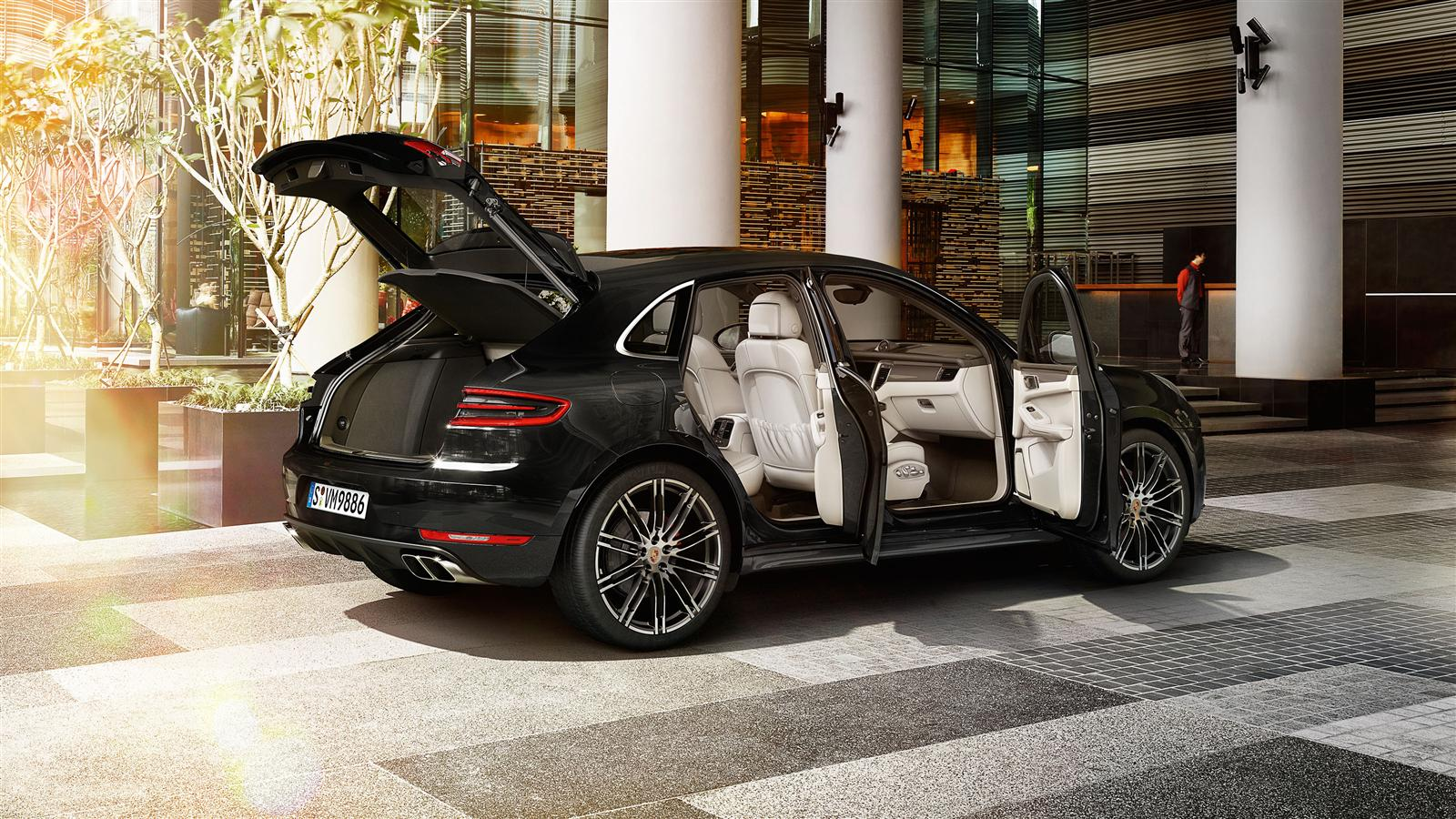 2018 porsche macan overview porsche of hawaii. Black Bedroom Furniture Sets. Home Design Ideas