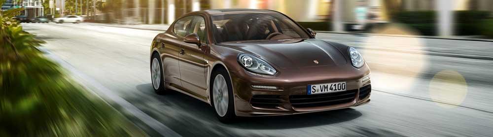 017 Porsche Panamera
