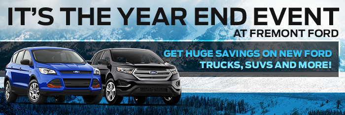 New Ford truck suv black friday savings all month at Fremont Ford Cody Lander Sheridan Powell Riverton Sheridan Scottsbluff Wyoming