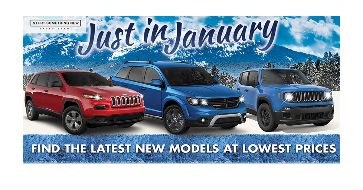 January Savings On New Toyotas Lander Amp Sheridan Wy