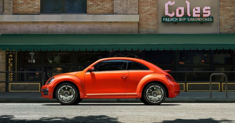 Volkawagen Beetle Fremont Volkswagen Casper Wyoming 2017