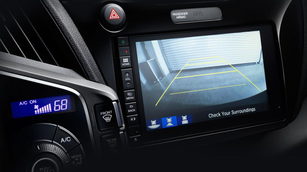 2016 Honda CR-Z Rearview Camera