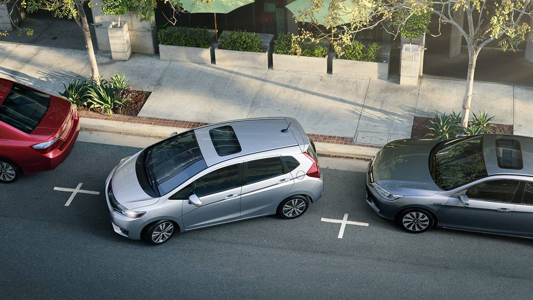 2016 Honda Fit safety