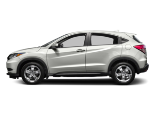 2016 Honda HR-V white