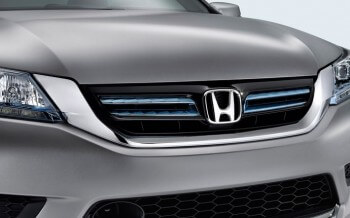 2015 Honda Accord Hybrid grille