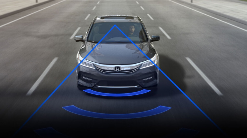 2016 Honda Accord Safety Features