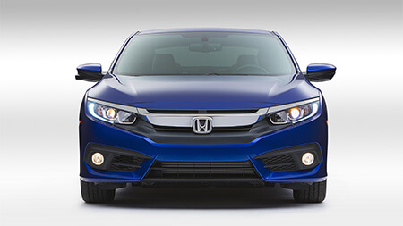 2016 Civic Coupe trim