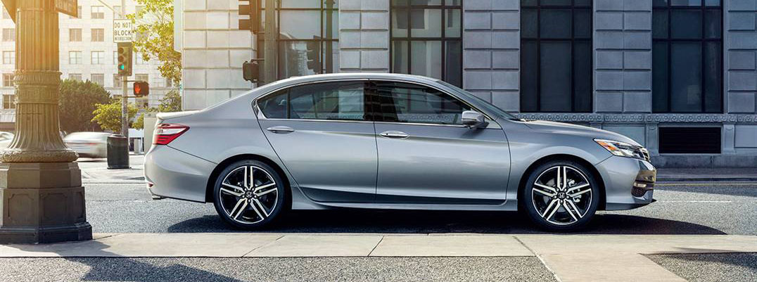 2016 Honda Accord Silver