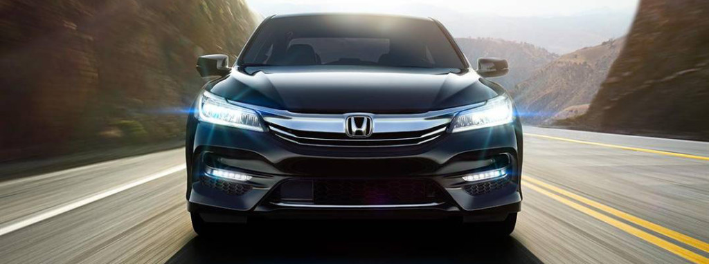 2016 Honda Accord Grill